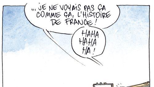 Épisode 1 : L'histoire dessinée de la France