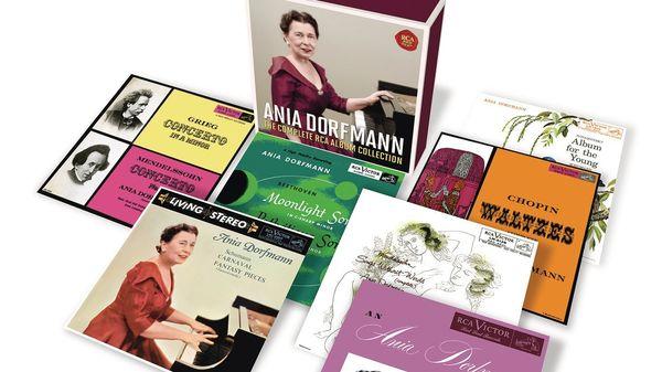 Ania Dorfmann, pianiste (3/5)