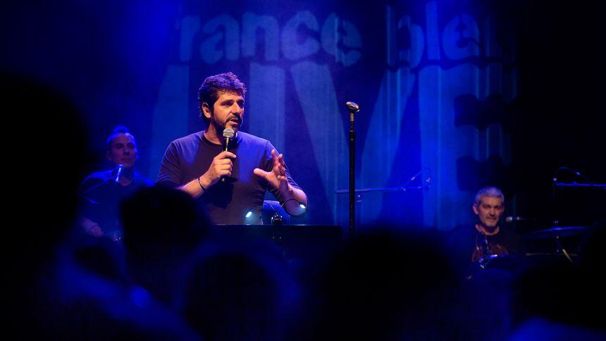 Patrick Fiori - France Bleu Live à Antibes