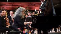 Ravel, Rimski-Korsakov, Blacher... interprétés par Martha Argerich et l'Orchestre National de France