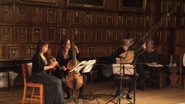 Six jeunes ensembles de musique ancienne rejoignent le programme eeemerging