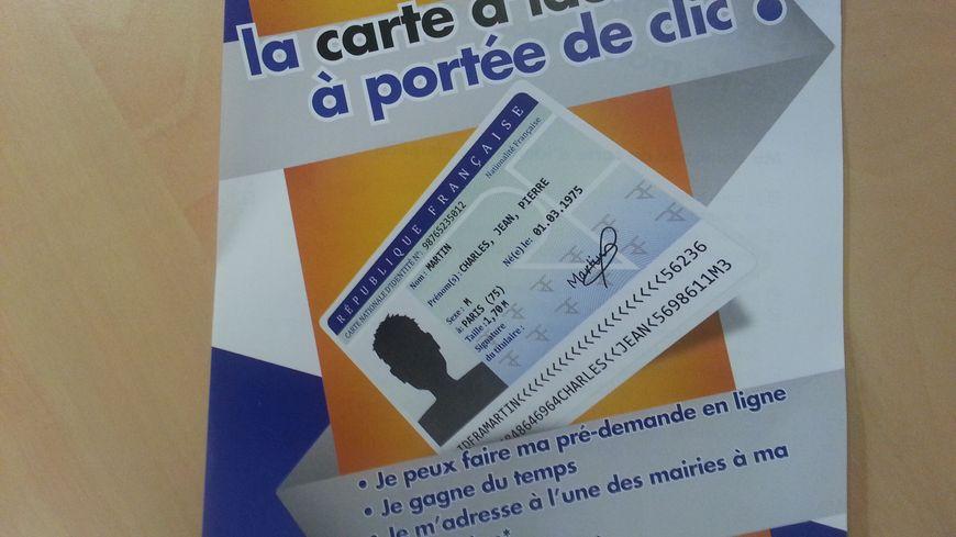 Le flyer diffusé par la Préfecture du Gard sur la numérisation