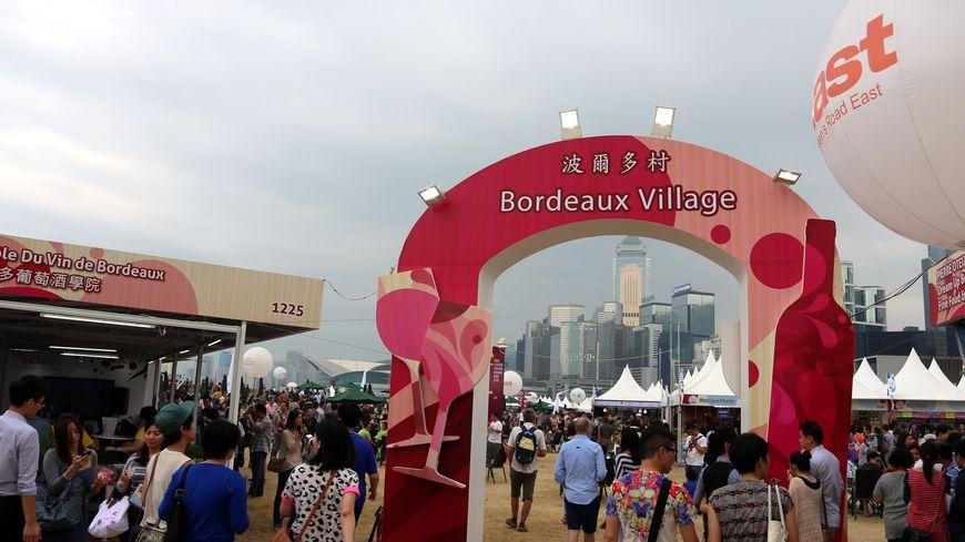 55 Bordelais sont présents à Hong Kong pour ce rendez-vous annuel.