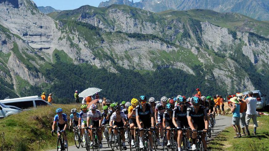 En 2018, il y aura cinq étapes dans les Pyrénées.