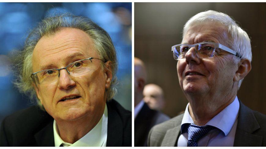 Les deux candidats de la majorité à la présidence de la Loire.