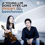 Ji Young Lim - Dong Hyek Lim - Mozart Beethoven - violin sonatas