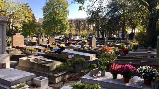 Le Père-Lachaise, l'un des 14 cimetières parisiens intramuros