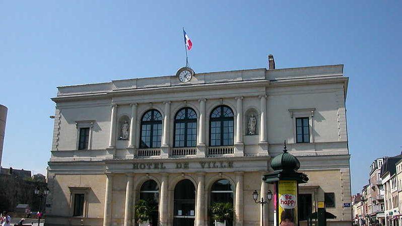 Mairie de Laval, image d'illustration.