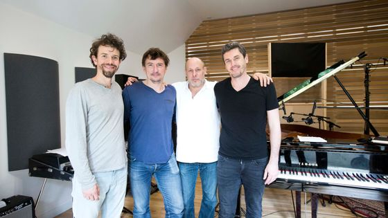 Ryan Keberle, Vincent Courtois, Jeff Ballard, Franck Woeste