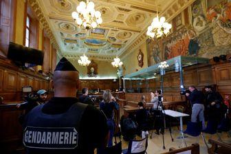 Procès d'Abdelkader Merah au Palais de Justice de Paris