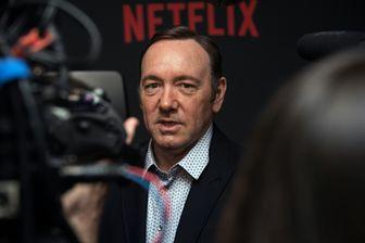 Kevin Spacey, acteur récompensé pour le rôle de Frank Underwood et l'un des producteurs de la série House of Cards