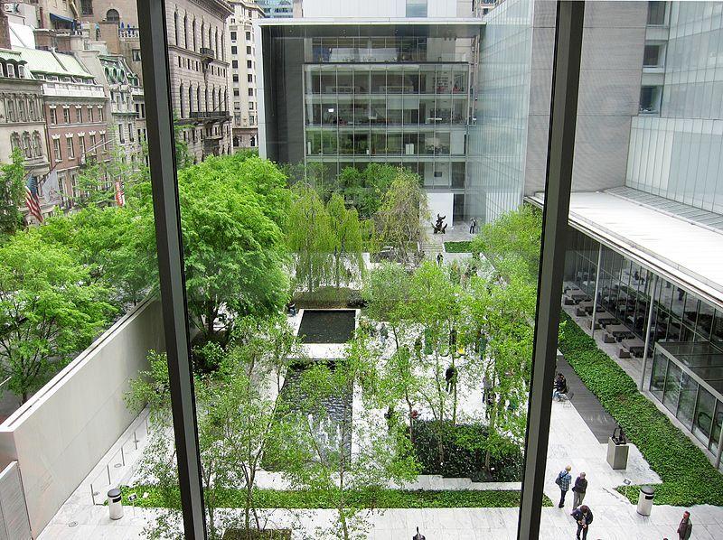 Le jardin des sculptures du MoMA (26 Avril 2012)