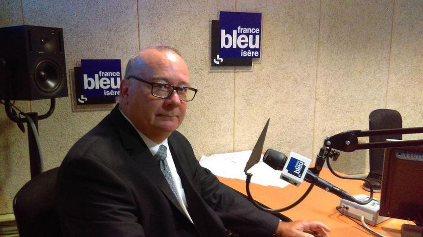 Le procureur de la République de Grenoble : Jean-Yves Coquillat. - Radio France