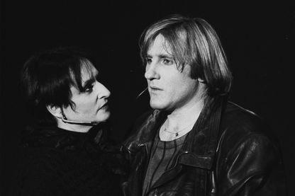 Lily Passion, Gérard Depardieu et Barbara en tournée