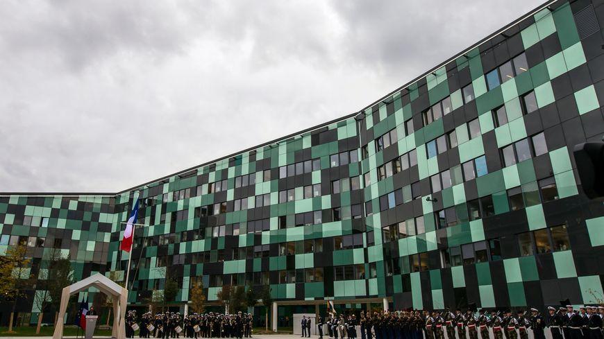 Le ministère des Armées, dans le quartier Balard à Paris.
