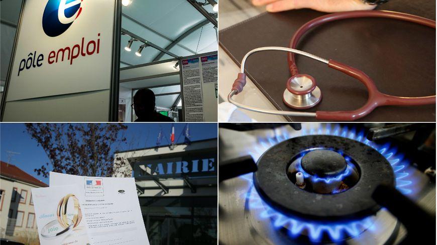 Chômage, consultations médicales, Pacs, tarifs du gaz : de nombreux changements entrent en vigueur ce mercredi premier novembre.