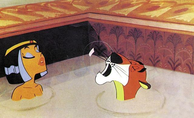 """""""Astérix et Cléopâtre"""" (1968) de René Goscinny et Albert Uderzo"""