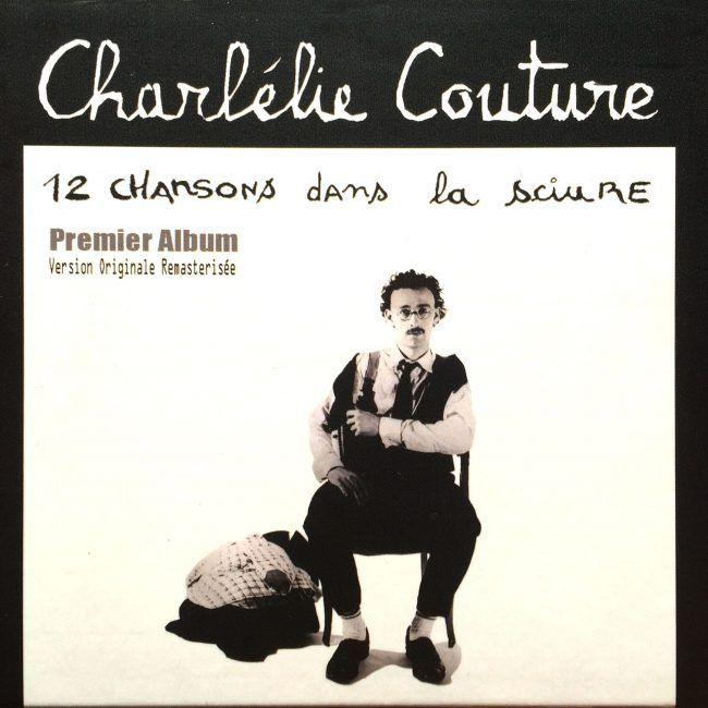 """Album """"12 chanson dans la sciure"""" CharlElie Couture"""