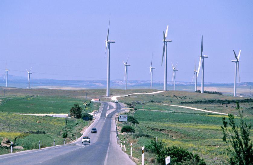 En Espagne environ 40% et en Italie,environ 33% de l'énergie consommée provient d'ores-et-déjà de sources renouvelables