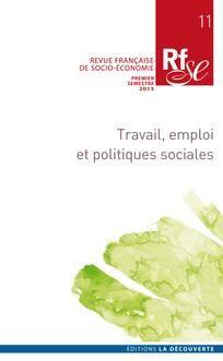 revue française de socio-économie  2013/1 (n° 11)