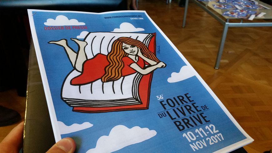 La foire du livre de Brive fête son 36e anniversaire cette année