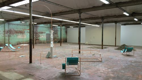French friches (5/5) : Le Shed : une usine de mèche à bougies, propriété d'artistes en Normandie