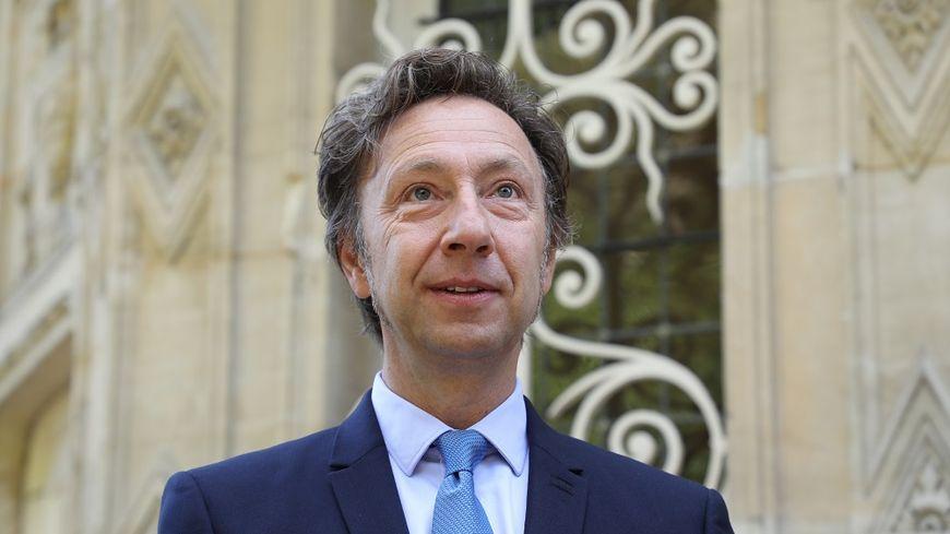 Stéphane Bern a été chargé par Emmanuel Macron d'une mission sur la sauvegarde du petit patrimoine.