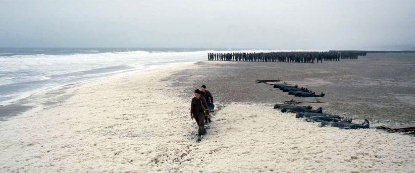 Extrait du film Dunkerque, réalisé par Christopher Nolan