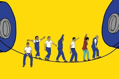 Détail de l'affiche Des Bobines et des hommes
