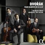Dvořák - Piano Quartets - Busch Trio - Miguel da Silva