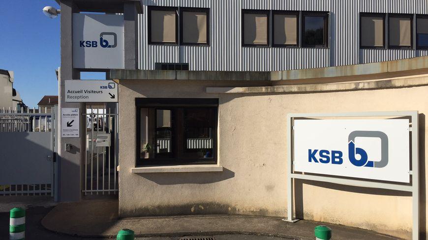 KSB emploie 120 salariés sur le site de l'allée de Sagan à Châteauroux