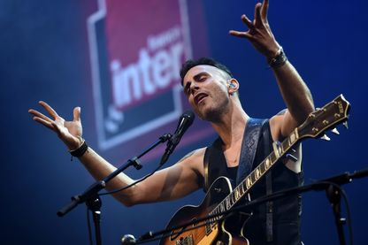 Asaf Avidan concert France Inter