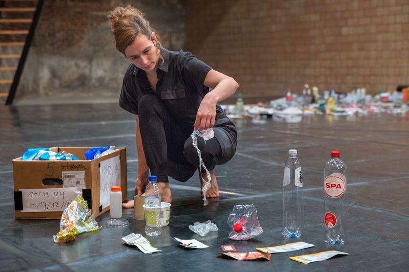 """""""Oblivion"""" de Sarah Vanhee est présenté les 13 et 14 octobre à Marseille, au sein du festival Actoral"""