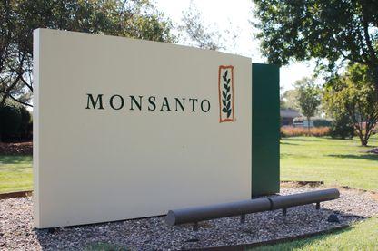 Le siège social de Monsanto aux Etats-Unis à St. Louis, Missouri