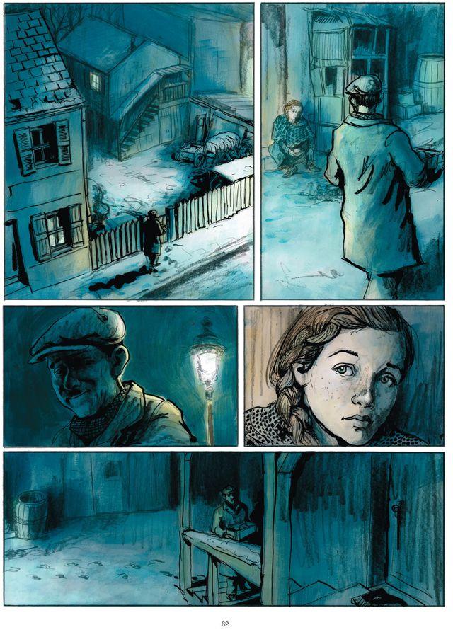 Page 62 d'Au Revoir là-haut de Christian de Metter et Pierre Lemaître