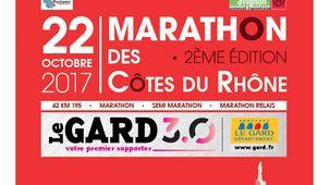 Marathon des côtes du Rhônes 2017