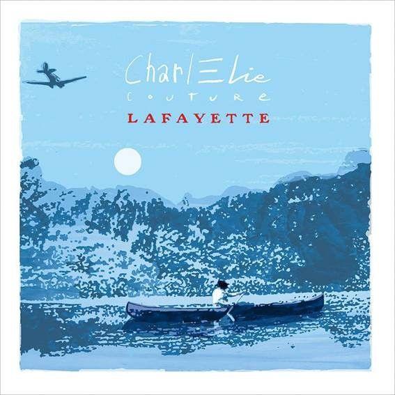 """Album """"Lafayette de CharlElie Couture"""