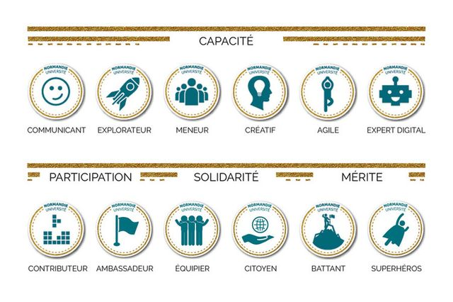 les open badges valorisent les comp u00e9tences informelles