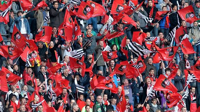Les joueurs passent, les supporters restent... surtout à Rennes
