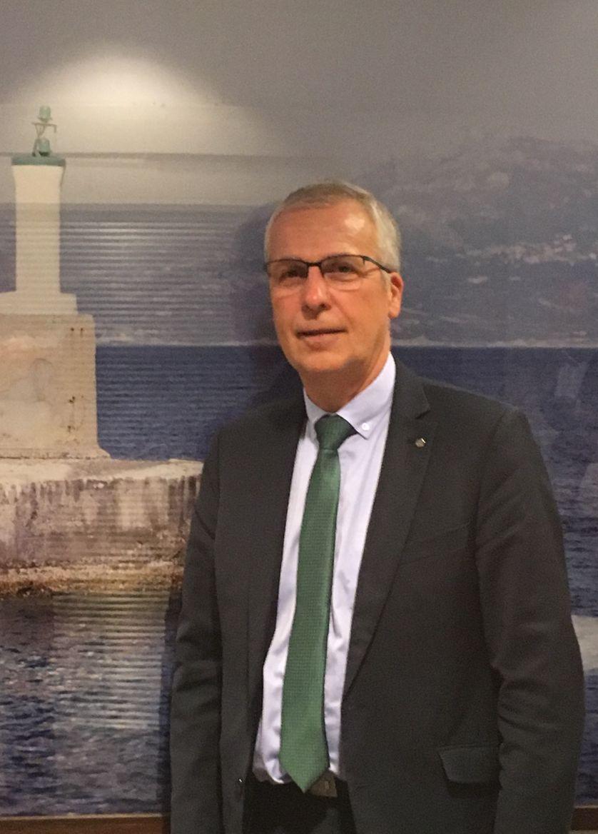 Alain Giffard, secrétaire général de la CFE-CGC