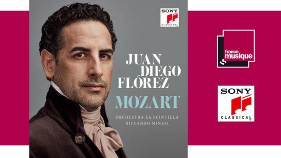 Juean Diego Flórez - Mozart