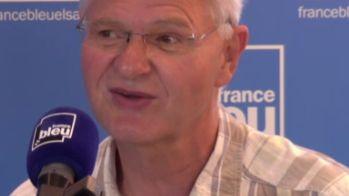 Jacques Wehrey de la chorale Vogesia de Metzeral