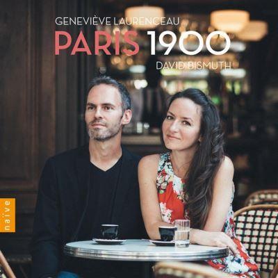 """""""Paris 1900"""" Sortie prévue le 10 novembre 2017 chez Naïve"""