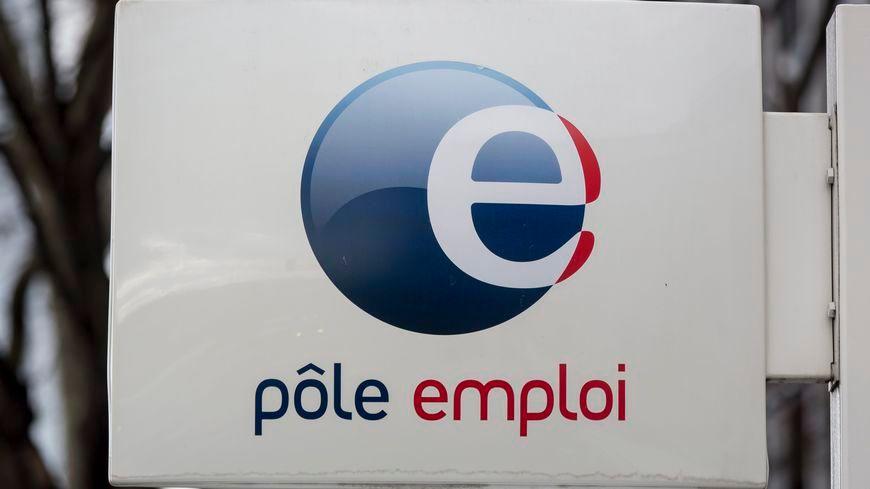 Une agence Pôle Emploi à Caen