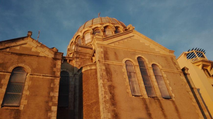 L'église orthodoxe de Biarritz construite en 1892
