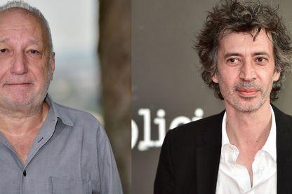 François Berléand et Eric Elsmonino
