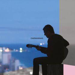 Pochette de l'album Caravanas, de Chico Buarque (2017)