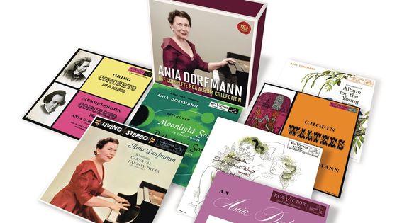 Aria Dorfmann RCA Victor