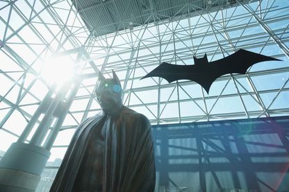 Batman - New York Comic Con, 2014