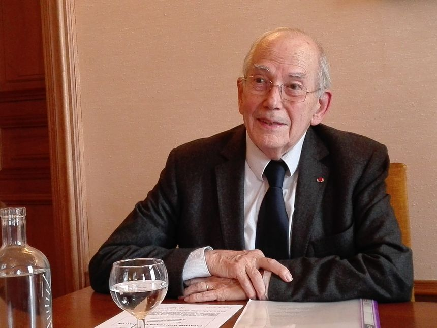 """L'ex patron du FMI, Michel Camdessus, a pris les rênes du Fonds de dotation """"Bayonne Mécénat"""""""